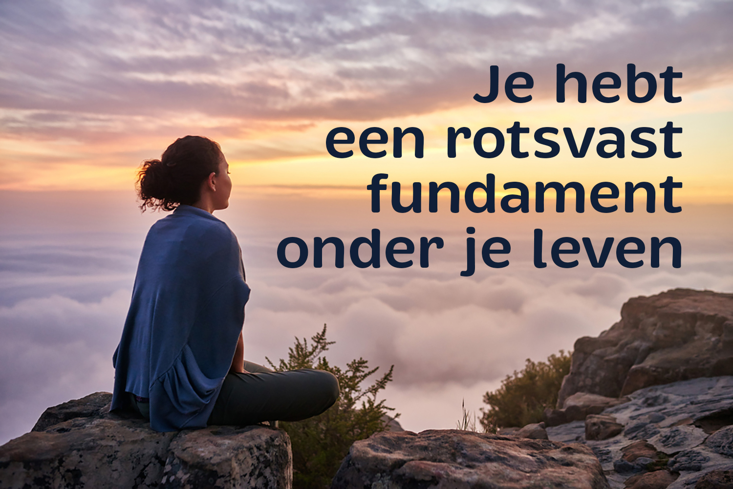 Rust op je fundament